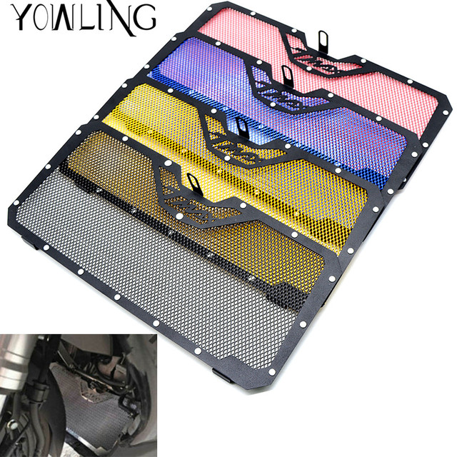 Motorcycle Accessories T-MAX530 TMAX530 Radiator Guard Protector Grille Grill Cover For Yamaha TMAX 530 2012 2013 2014 2015 2016