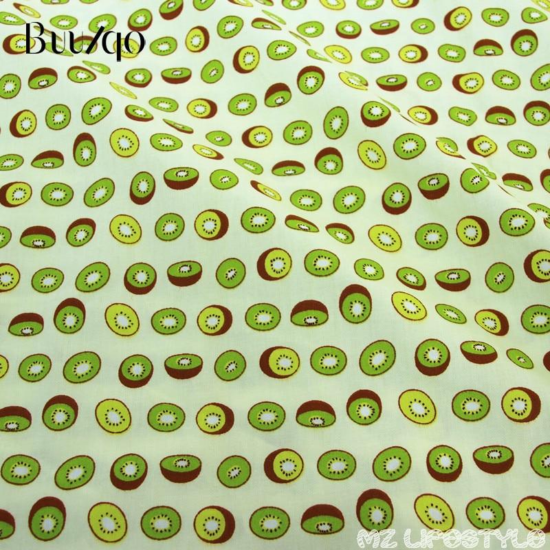 Buulqo 50cmX160cm fruit paradise patrón de dibujos animados 100% - Artes, artesanía y costura - foto 3