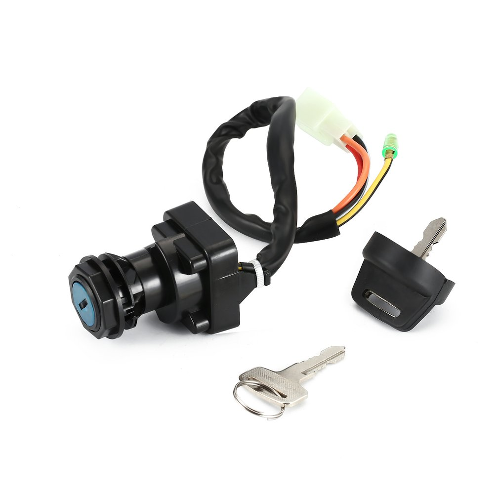 Ignition Key Switch For Suzuki Ltf160 Quad Runner Ltf-160 Ltf 160 1991-2001 Swicth