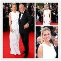 CD02 New Elegant Bar Refaeli Cannes Festival 2015 Red Carpet Dresses Evening Gowns Celebrity Evening Dresses vestido de festa
