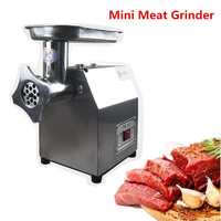 Automatic Household Electric Meat Grinder Commercial Meat Slicer Multifunctional Fish Meat Mincer Kitchen Tools