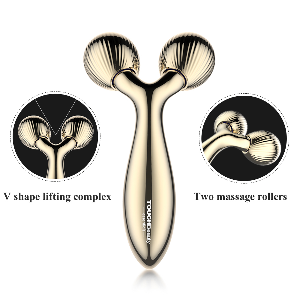 TOUCHBeauty Facial Roller Lifting Device for Face Toning, Slimming Body and Skin Anti Aging Beauty Skin Device TB-1613A