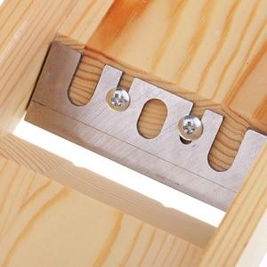 Image 2 - สบู่ไม้ทำชุดเครื่องมือ 1x แม่พิมพ์ซิลิโคนกล่องไม้ + 1x เครื่องตัดตรง + 1x เครื่องตัดหยัก + 1x สบู่ Beveler Planer