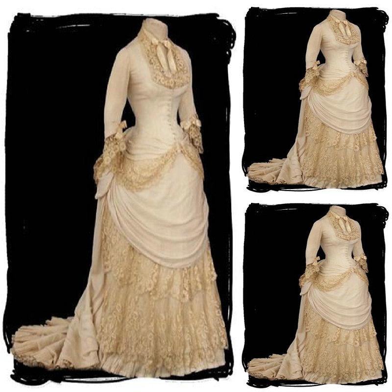 Винтажный костюм для косплея Лолиты, Скарлетт, платье для костюмированной вечеринки, US4 36, C 1085