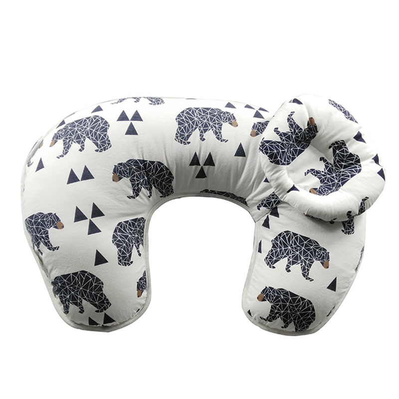 High quality and 100% new Baby breastfeeding pillow Pregnant mothers breastfeeding pillow U type pillow все цены