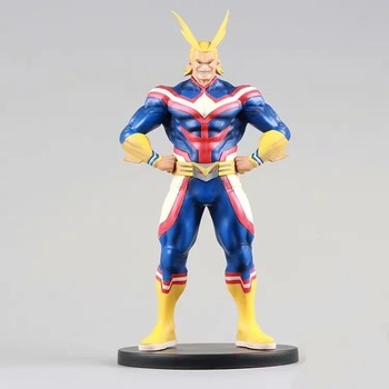 "Figuras de Toshinori Yagi ""All Might"" (20cm) Boku no Hero Figuras"