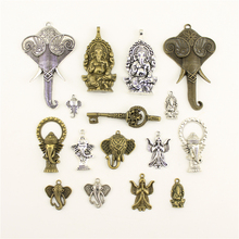 Jewelry Female Religious Elephant God Diy Accessories