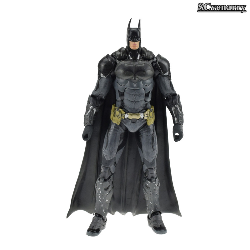 Best Superman Toys And Action Figures For Kids : Batman v superman the dark knight rises pvc action figure