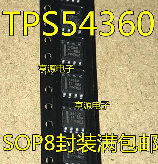 1PCS  TPS54360  TPS54360DDAR 54360  SOP-8