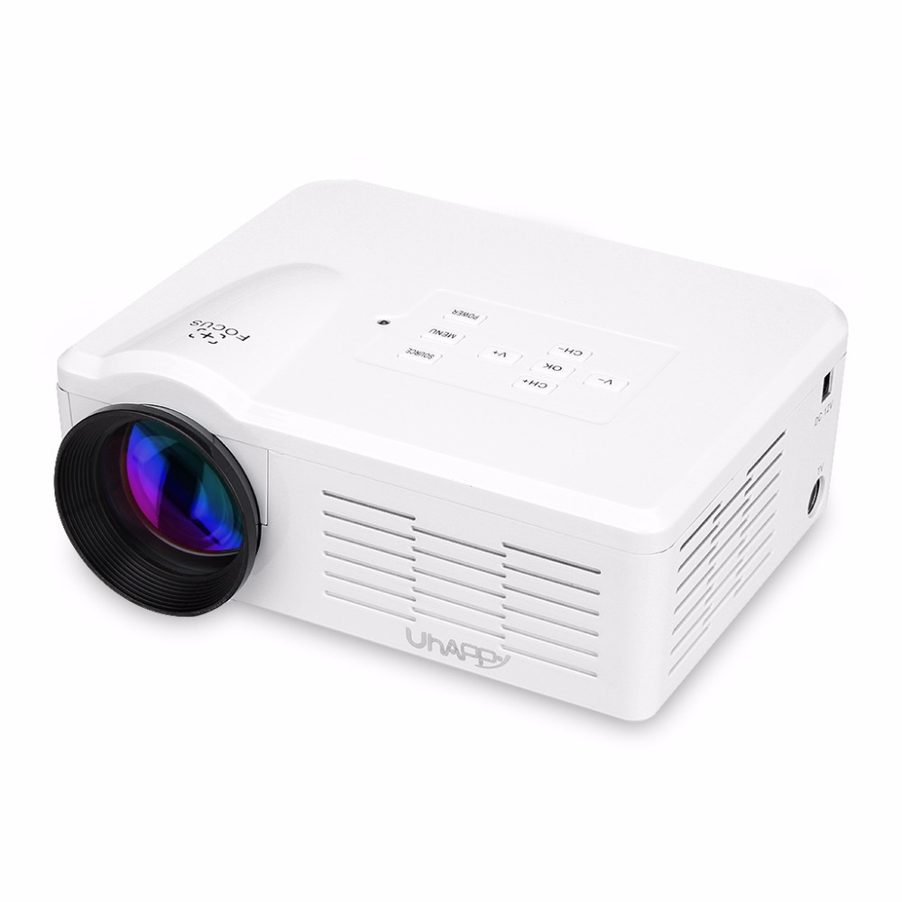 Buy uhappy bl35 multimedia mini led for Buy micro projector