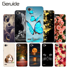 hot deal buy geruide soft silicon case for lg q6 5.5