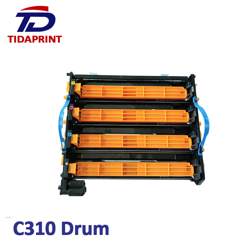 TIDAPRINT Remanfuactured OKI C310 Cartridge Drum Unit for Okidata MC361dn/C310dn/330dn/ C510dn/530dn 20k