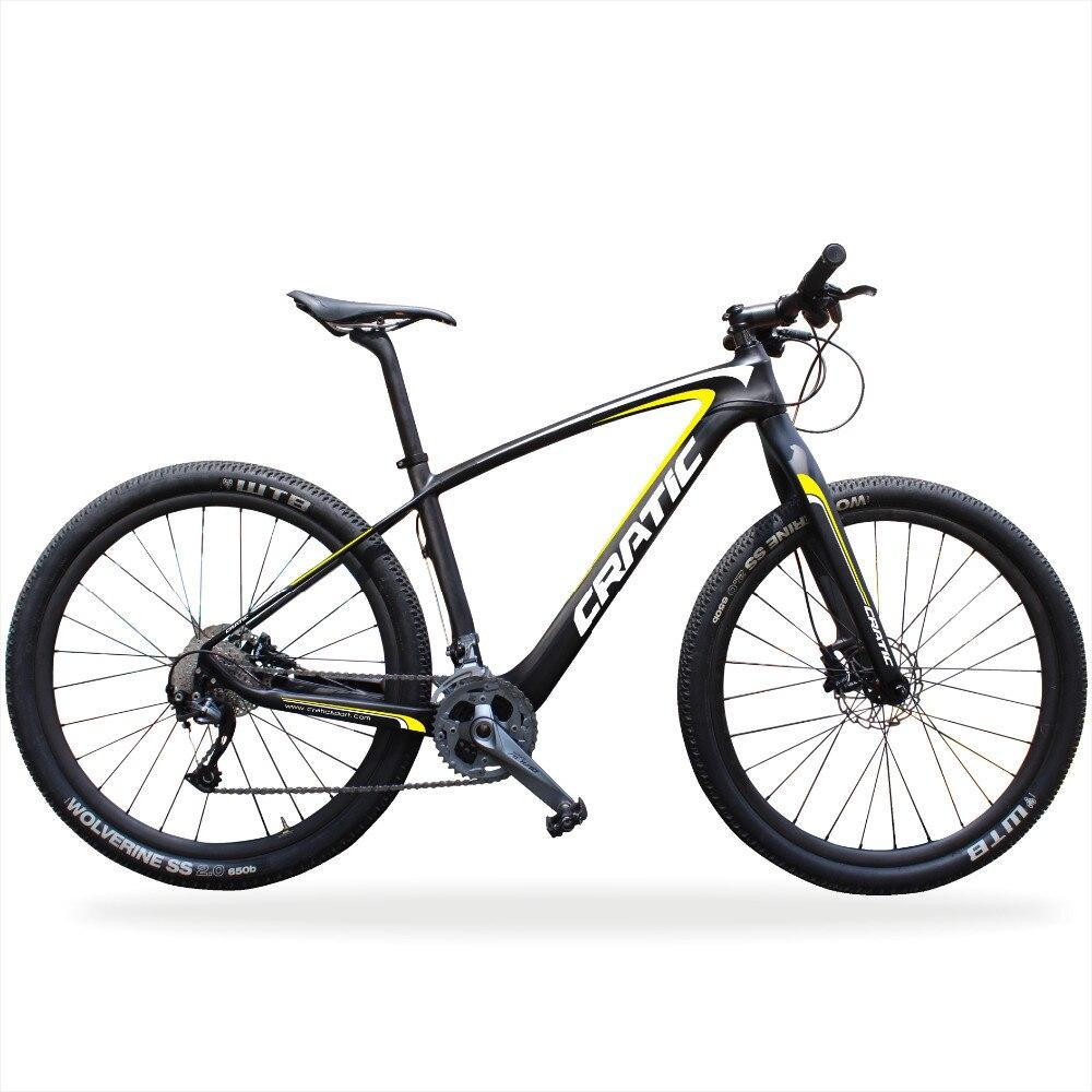 CRATIC er Mountain Carbon Bike MTB Bicycle er
