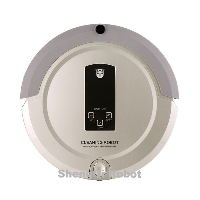 4 IN 1 ,Two Ways Virtual wall ,Mopping Function ,SQ-A325 Vacuum Cleaner ,Robot