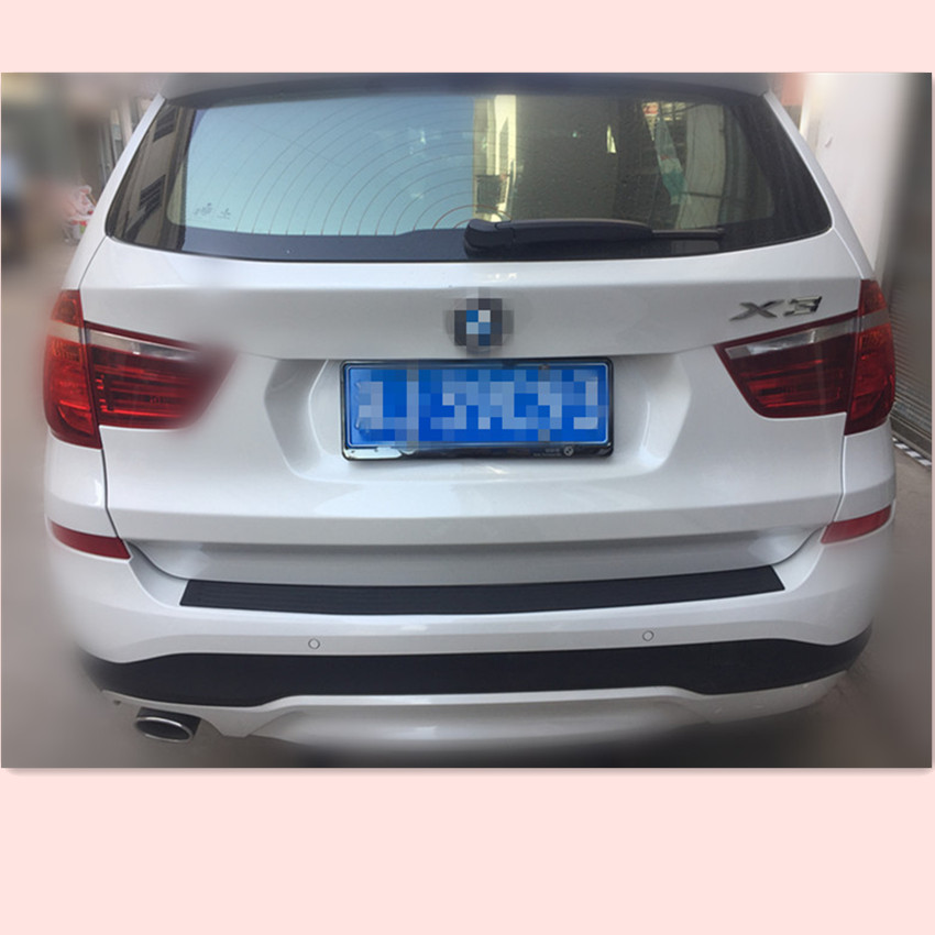 Car Rear Bumper Rubber sticker For Hyundai Tucson I30 Accent Ix35 Buick Kia Rio K2 K3 5 Sportage Sorento Cerato Soul accessories free ship td025 49173 02622 49173 02610 28231 27500 turbo for hyundai accent matrix getz for kia cerato rio crdi 2001 d3ea 1 5l