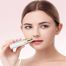 Electric Hair Removal Device Ladies Mini Lipstick Shaving Facial Beauty Equipment