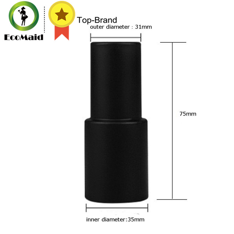 New Arrival 32mm to 35 mm Plastic Vacuum Cleaner Hose Adapter Converter Vacuum Cleaner Parts 28mm to 32mm 32mm to 35 mm plastic vacuum cleaner hose adapter converter