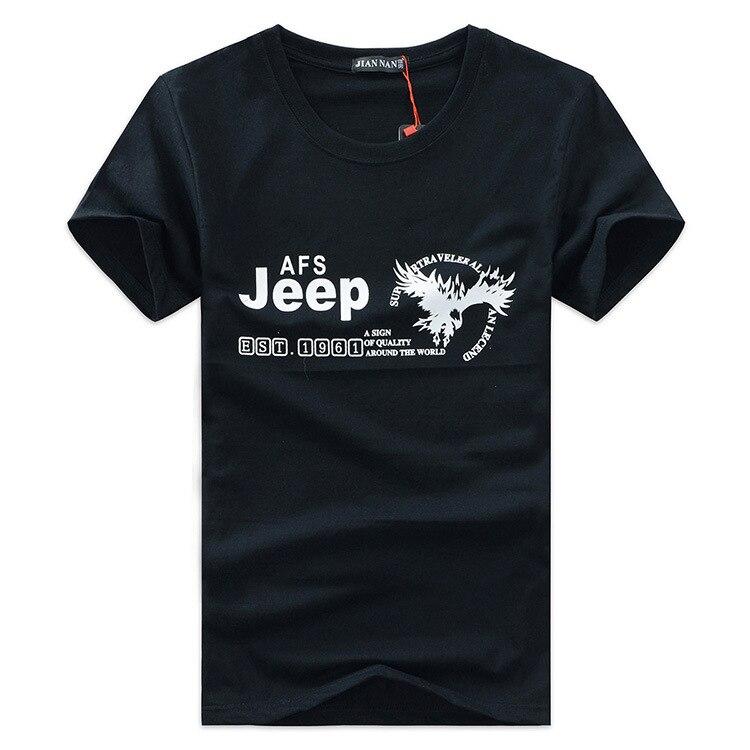 S-5xl New 2018 Sunmmer Men T-Shirts Big Eagle Print Cotton O-Neck Short-sleeved T Shirt Men's Casual Brand Tee Shirt Men Tshirt