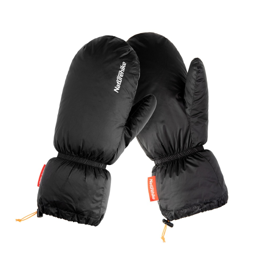 Naturehike Goose Down Gloves Ultralight Warm Adult Portable Winter Sport Waterproof For Hiking Camping Backpacking Gloves цена