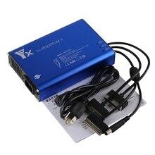 4 in 1 Phantom 4 Ladegerät Schnell Intelligente Lade HUB Für DJI Phantom 4 pro Erweiterte V2.0 Drone Fernbedienung batterie Manager