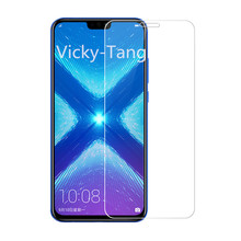 цена на Tempered Glass for Huawei Honor 8X 8A 8C BKK-L21 BKK L21 Screen Protector Phone Protective on Honor 8C 8A 8X Safety Glass