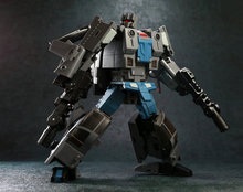 Lensple Unique Toys Transformation UT M-05 Rage Winterchill Vortex Robot Action Figure