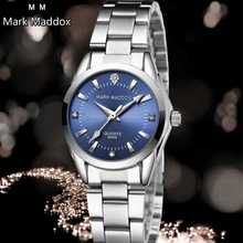 mark maddox Fashion watch women's Rhinestone quartz watch relogio feminino the women wrist watch dress  watch reloj mujer