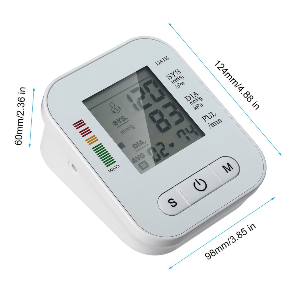 RAK289 Blood Pressure Monitor 5
