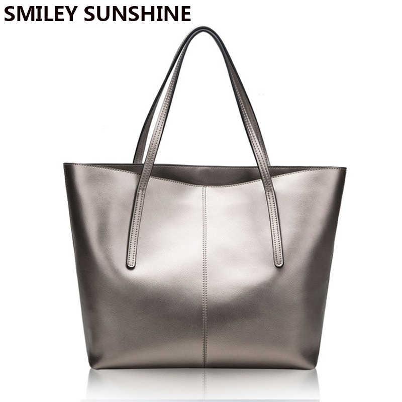 8cb0633a0849 Smiley sunshine пояса из натуральной кожи сумка женская большой ёмкость  зима для женщин сумки 2018