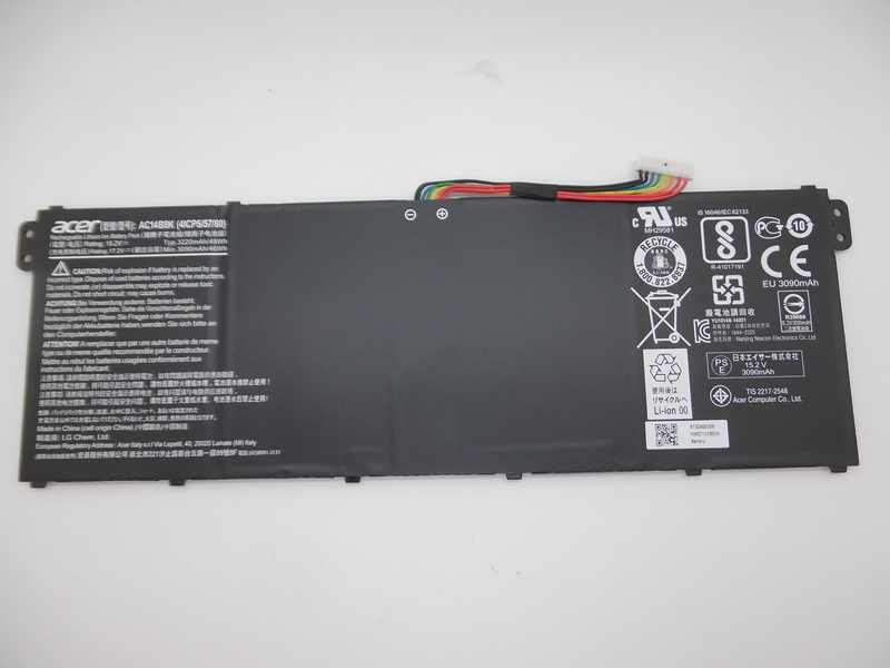 New Genuine Battery For Acer Aspire 5 A515 51 A515 51g A517 51 A517 51g A517 51gp A517 51p 15 2v 48wh Laptop Batteries Aliexpress