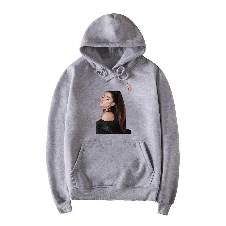 7b3dcf9c4c9 Ariana Grande Hoodie Women Cool Print Harajuku God Is A Woman Sweatshirts  Winter Aesthetic Pullover Warm