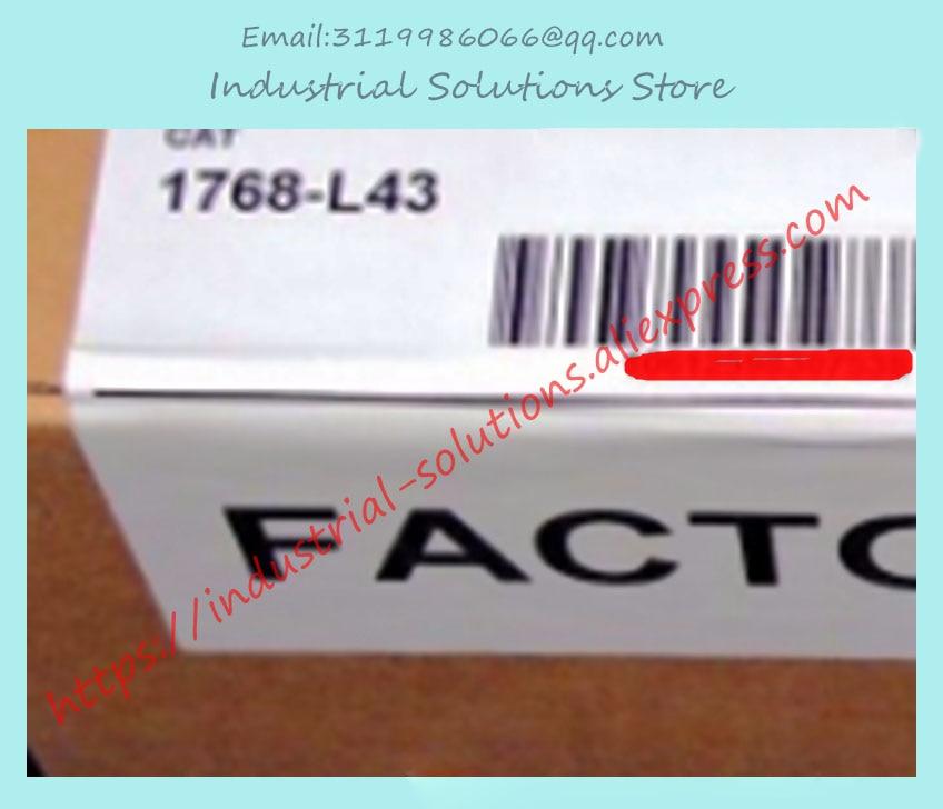 NEUE 1768-L43 industrielle steuerung PLC modul 1768L43