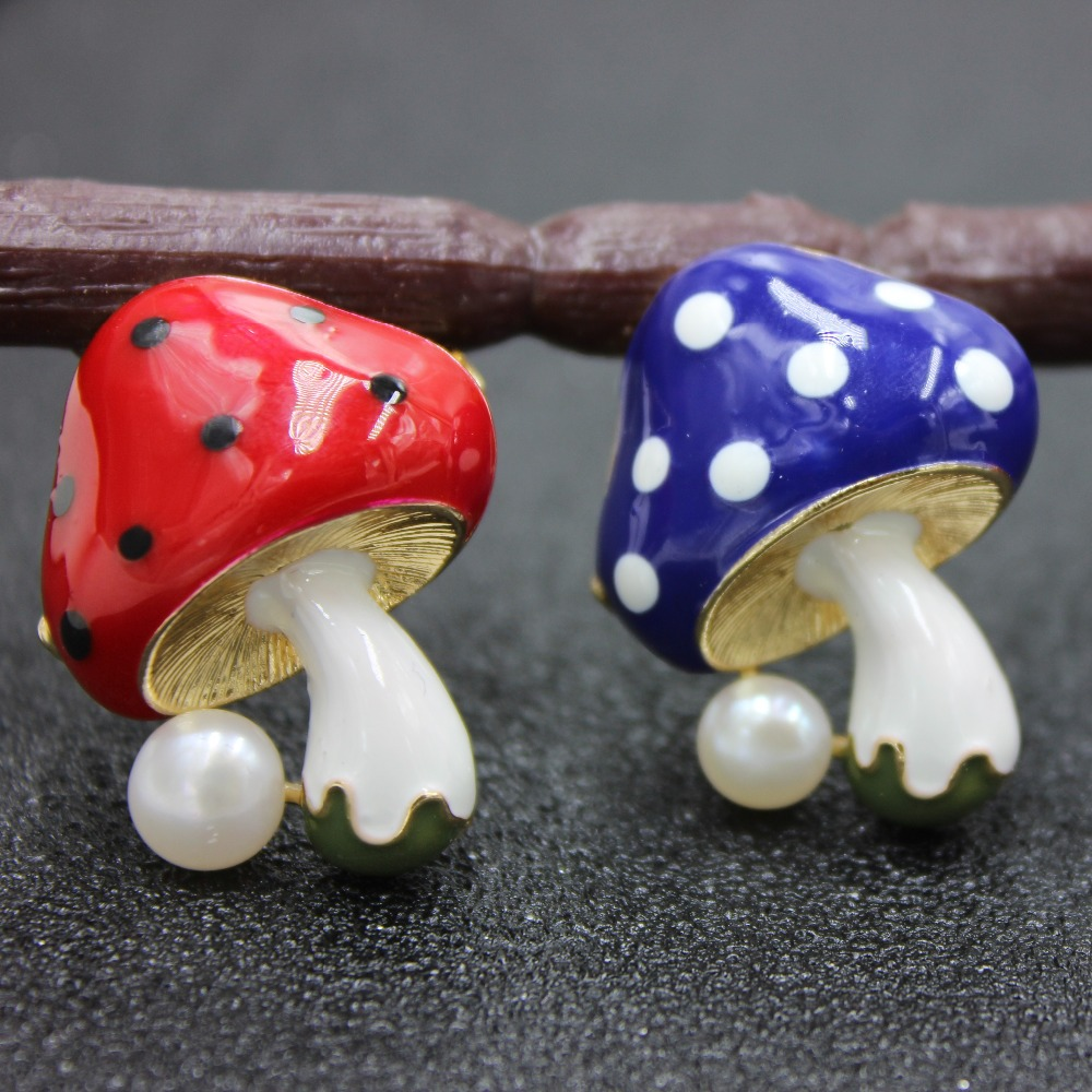 KingDeng Brooches Pearl Enamel Pins For Women Baby Hat Giftss