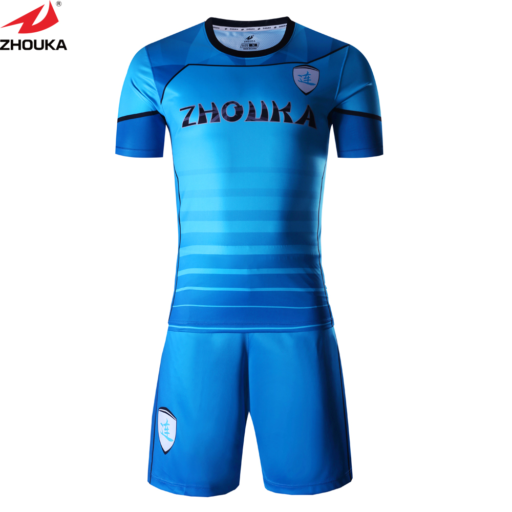 custom team football uniform dry fit material soccer jersey print personalized football jersey camisetas futbol fussball trikot 2015 camisetas de futbol survetement soccer jerseys