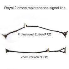 Прочный FPC карданный Гибкий Плоский Кабель gps/передача сигнала гибкий кабель камера видеопровод ремонт провода для DJI Mavic 2 Pro/Zoom