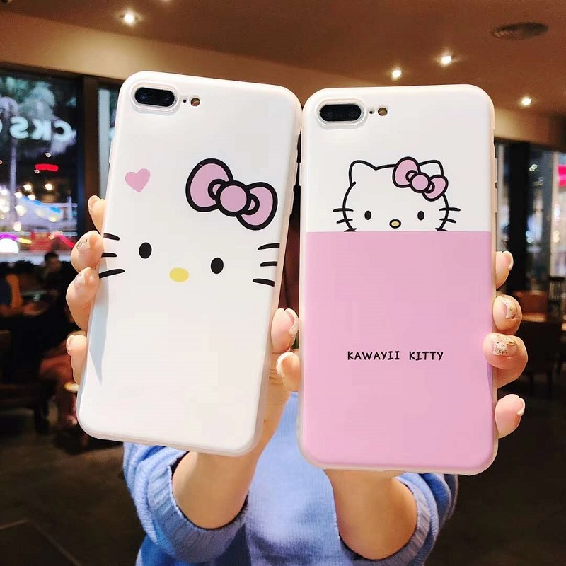 Cellphones & Telecommunications Phone Bags & Cases For Iphone X Case Hello Kitty Sailor Moon Phone Cases For Iphone X Sakura Momoko Relief Emboss Soft Back Cover Girl Pink Case