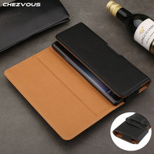 CHEZVOUS Belt Phone Case Litchi Grain PU Leather Horizontal Phones Loop Holster Fashion Mens Waist Bag for iPhone Samsung