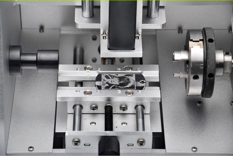 MPX 90 ženklinimo žiedo graviravimo mašina gravograph m20 AM30 - Medienos apdirbimo įranga - Nuotrauka 4