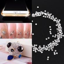 2000pcs Crystal Flat Back Rhinestones Table Confetti Wedding Party Scatter Phone Decor DIY Clothes Garment Accessory