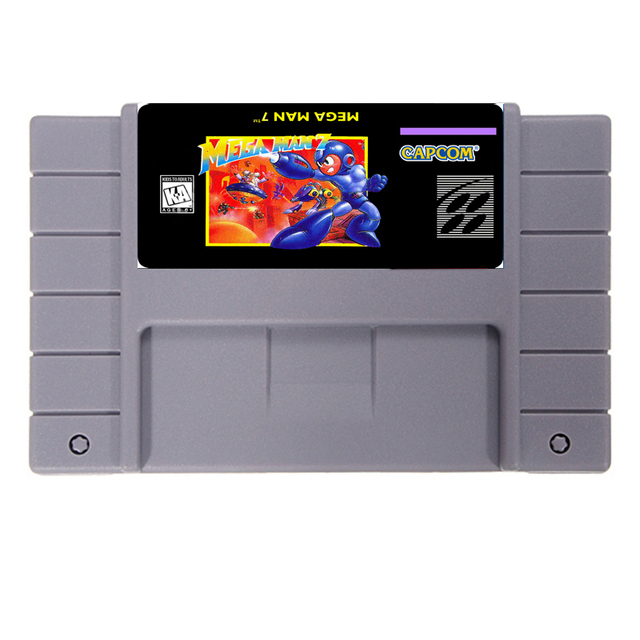 Gamestop Karte.Us 6 38 6 Off Aliexpress Com Buy New Arrival 16bit Super Game Card Megaman 7 From Reliable Memory Cards Suppliers On Gamestop Retail Store