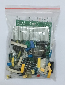 Image 2 - Diy kits HIFI 6J1 tube amplifier Headphones amplifiers LM1875T power amplifier Board 30W preamp bile buffer