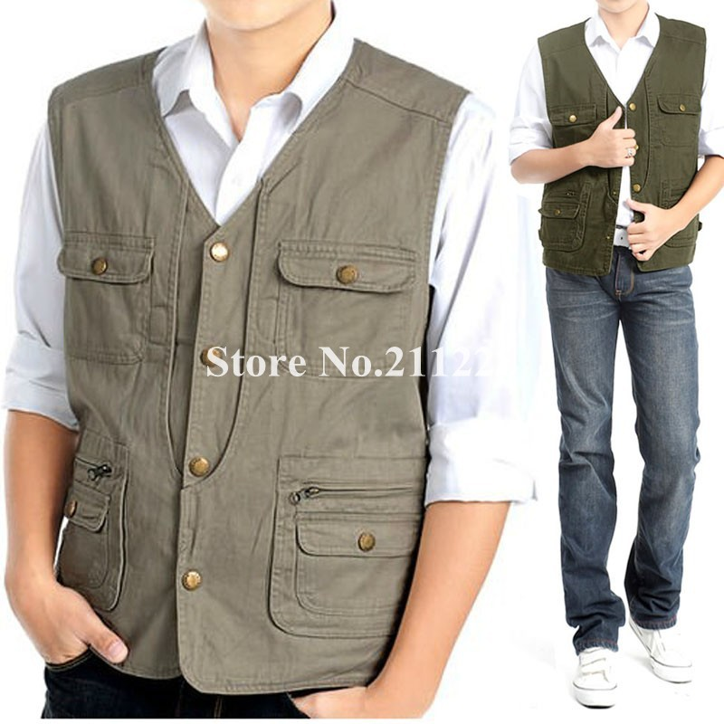 Cheap mens waistcoats, Buy Quality jacket vest men directly from China mens vest jacket Suppliers: Brand Men's Vest Jacket Coat Sleeveless Vests Homme Winter Casual Male Plus size 4XL Warm Jacket Vest Men Waistcoat X Enjoy Free Shipping Worldwide! Limited Time Sale Easy Return/5(43).