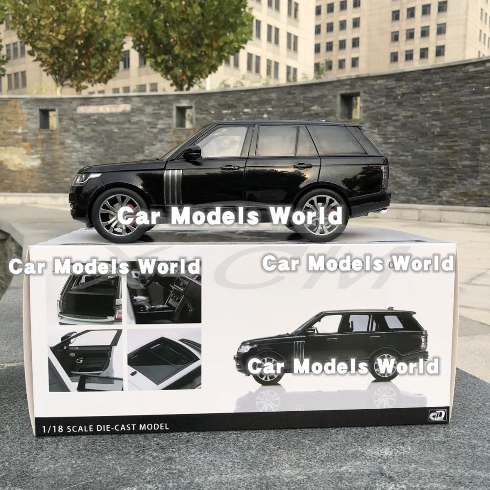 قوالب طراز السيارة ل LCD 1:18 (أسود) + هدية صغيرة!!!-في سيارات لعبة ومجسمات معدنية من الألعاب والهوايات على  مجموعة 1