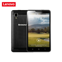 "New 100% Original Lenovo P780 Android 4.4 MTK6589 Quad Core 4GB ROM 5.0"" HD 1280×720 WCDMA GPS OTG 4000mAh Russian Cell Phones"