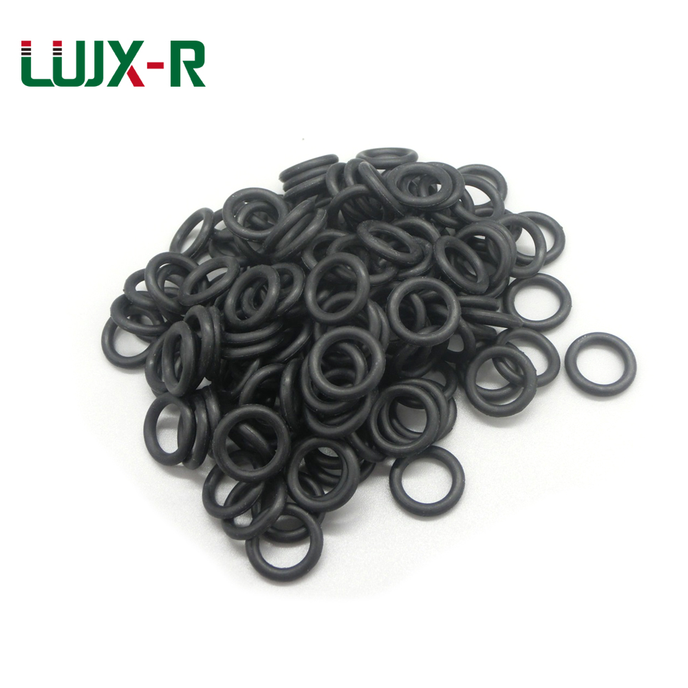 LUJX-R 3mm O Ring Seal Rubber Gasket O-ring Sealing Rings NBR Washer OD23/24/25/26/27/28/29/30/33/34/35mm Oil Proof Oring O RingLUJX-R 3mm O Ring Seal Rubber Gasket O-ring Sealing Rings NBR Washer OD23/24/25/26/27/28/29/30/33/34/35mm Oil Proof Oring O Ring