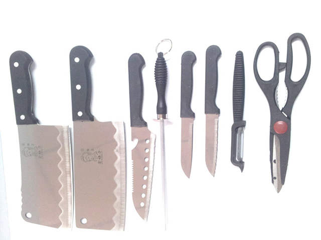 Online Shop Xmt Home Cuisine 8 Pieces Collection Cutlery Kitchen