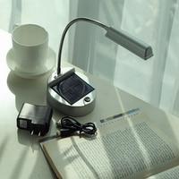 Powerbank Solar Modern Table Lamp Reading Lamp Led Flexible Usb Touch Light Lighting Bedrooms Night Light