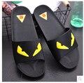 Бесплатная доставка тапочки специальный 2016 летние детские тапочки девушки парни сандалии и тапочки домой ванная детская обувь 12