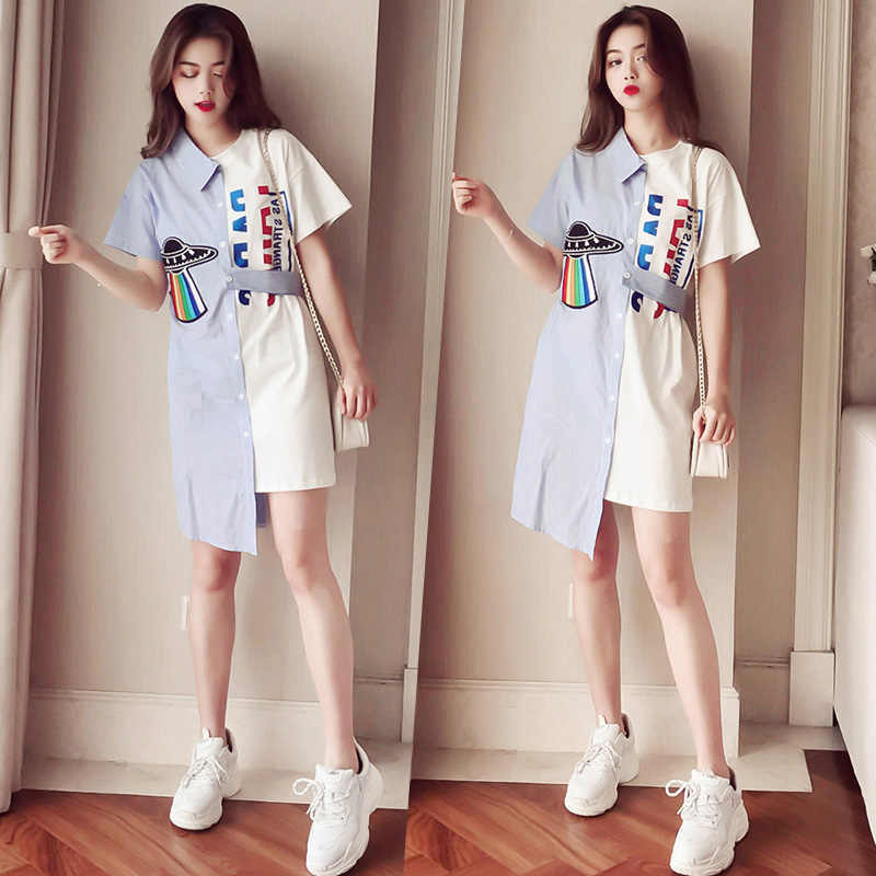 c83429d131af dress children 2018 KIDS clothes 15 16 years old 160 170 cm teens clothing