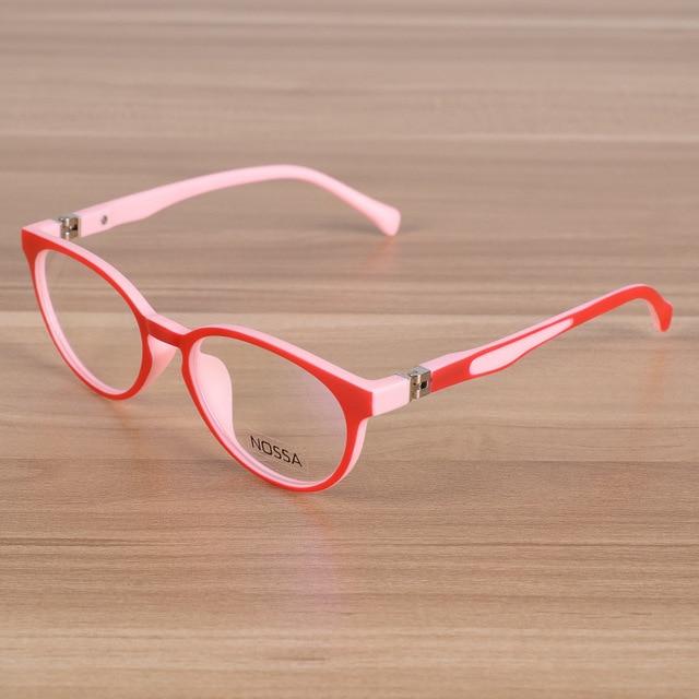 0e3546cc250 New Fashion Brand Designer Children Glasses Frame Cool Elegant Boys   Girls  Eyewear Clear Lens Little Kids Myopia Optical Frames
